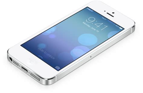 beautiful new apple iphone 7 ios 7 feature the new lock screen