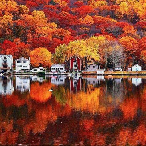 connecticut color autumn colors in seymour connecticut usa fall scenic