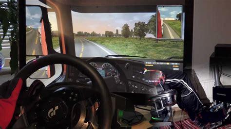euro truck simulator  stockholm helsinki scania track