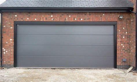 garage door company steel sectional doors the garage door company
