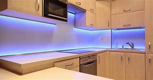 Kitchen inspiration under cabinet lighting for Under counter lighting kitchen