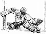 Goalie Belfour Ed Hockey Drawing Helmet Clipart Benton Steve Cliparts Drawings Goalies Steven Becuo Favorites 29th Uploaded November Library sketch template