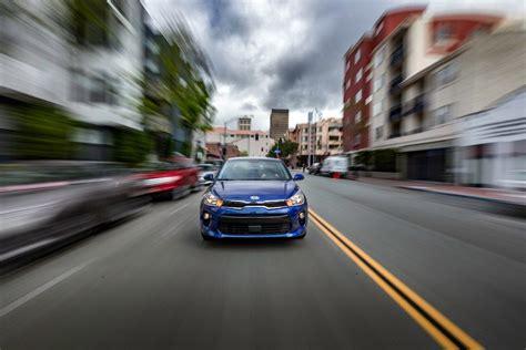 First Drive: 2018 Kia Rio 5-Door Hatchback Review   Kia rio, Kia rio sedan, Kia