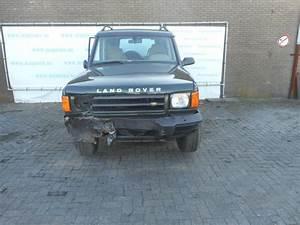 Land   Range Rover Discovery Ii 2 5 Td5   U00e9pave  Ann U00e9e De Construction 2002  Couleur Vert