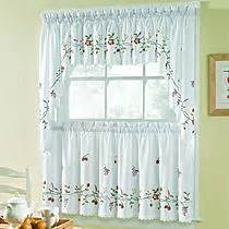tier curtains cafe curtains sears