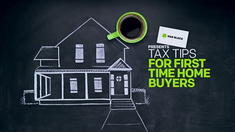 Tax Tips And Benefits For First Time Home Buyers From H&r