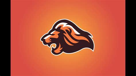 illustrator tutorial logo design mascot  vector