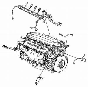 2006 Dodge Viper Wiring  Engine  Related  Mopar