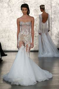 Naked wedding dresses for brides who are not afraid to for Naked wedding dress