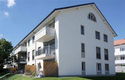 immeuble locatif de 12 appartement 224 satigny r 233 sidences locatifs architectes ch