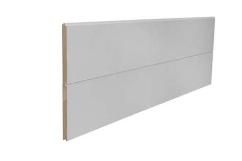 Shiplap Dimensions by 1 X 8 Nickel Gap Tongue And Groove Primed Mdf Board At