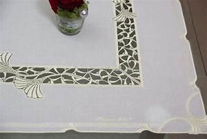 Tischdecke Mit Spitze : tischdecken g nstige tischdecken 85x85 cm plauener ~ Lizthompson.info Haus und Dekorationen