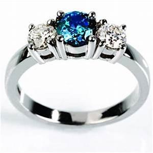 mixentry blue diamond wedding rings design 2012 With blue diamond wedding rings