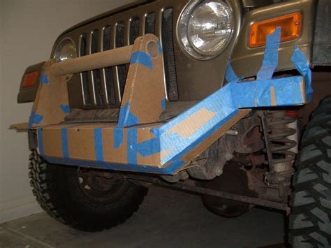 Custom Jeep Tj