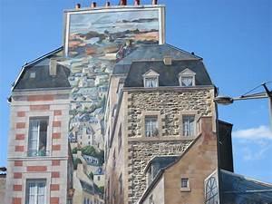 Mur Trompe L Oeil : mur en trompe l oeil homeezy ~ Melissatoandfro.com Idées de Décoration
