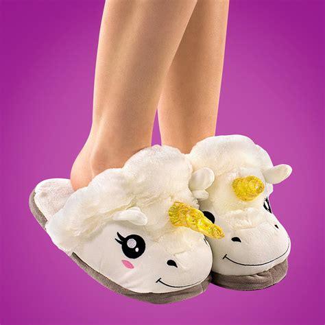 unicorn slippers getdigital