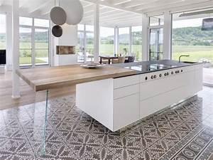Küchen Vintage Style : k chen modern l form mit insel ~ Sanjose-hotels-ca.com Haus und Dekorationen