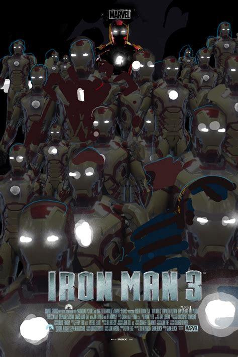 iron man  sketches   alternate imax posters  jock