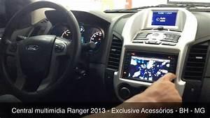Central Multim U00eddia Ford Ranger 2013