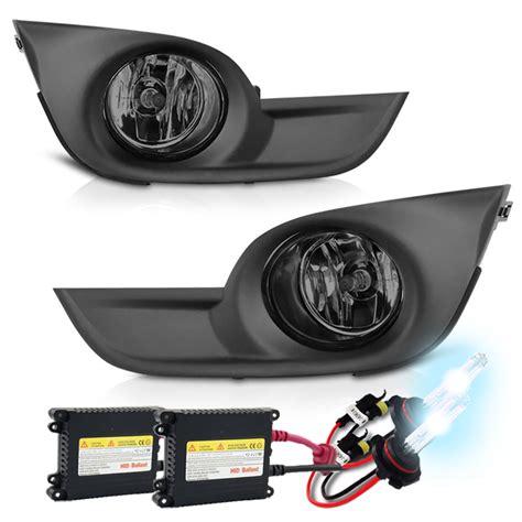 2014 nissan altima fog lights hid xenon 2013 2014 nissan altima sedan factory style