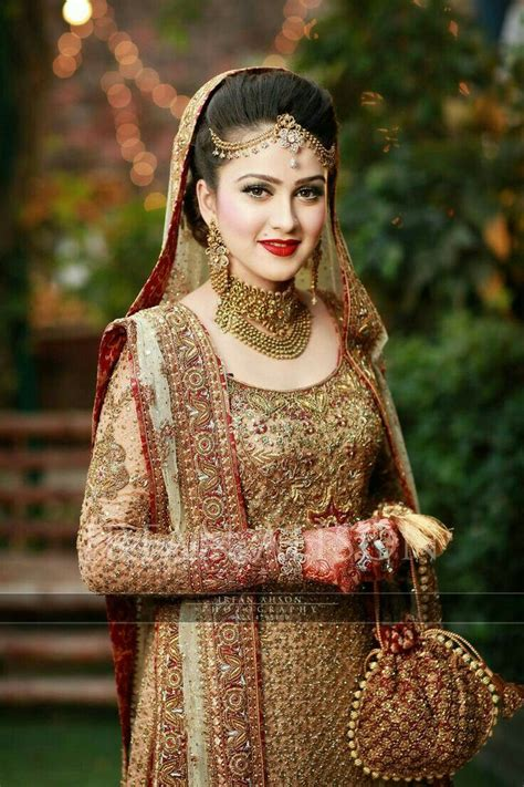 Gorgeous Pakistani Bride Pki Wedding Bridal Wedding