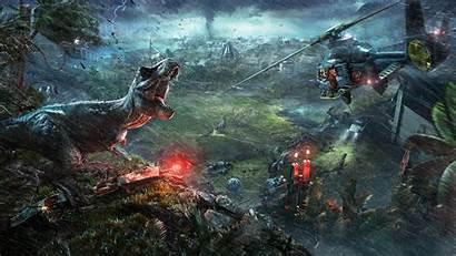 Jurassic 4k Evolution Teams Backgrounds Wallpapers Microsoft