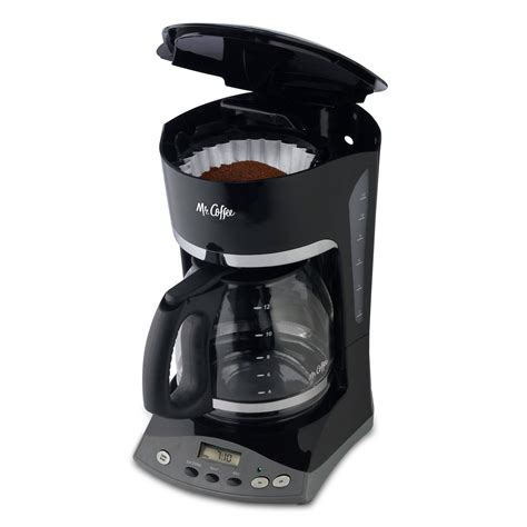 There is water in the tank and everything seems to be in the right place. Mr. Coffee Simple Brew 12Cup Programmable Coffee Maker Black *** Continue to the product at the ...
