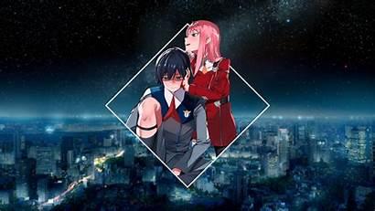 Darling Franxx Hiro Zero 002 Anime Code