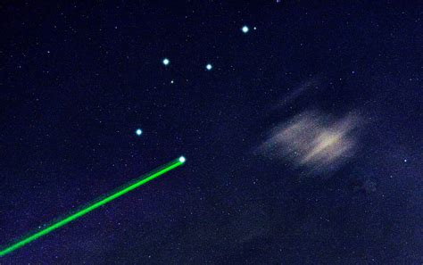 Astrophotography Blog Astronomy Green Laser Pointer