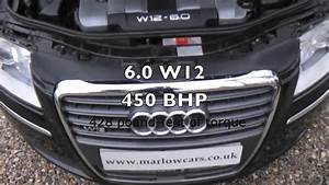 Audi A8 6 0 W12 Quattro