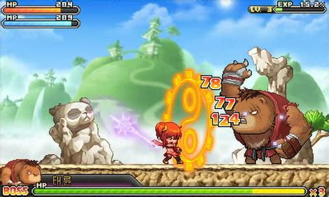 Maple Story Is The Only Free To Play Top Anime In Steam Here S How Maplestory Will Look On The 3ds Dualshockers