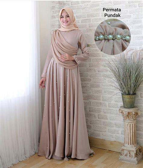 Rekomendasi model baju pesta modern untuk wanita berhijab (foto: Jual Pakaian Pesta Kondangan Wanita - Setelan Baju Muslim ...