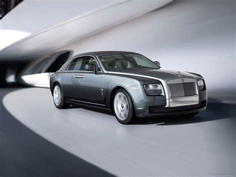Rolls Royce Ghost Car Wallpaper