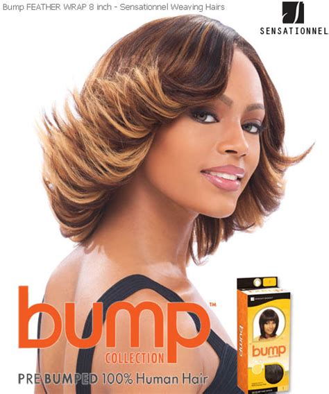 bump collection hair styles feather wrap 8 sensationnel bump 8155