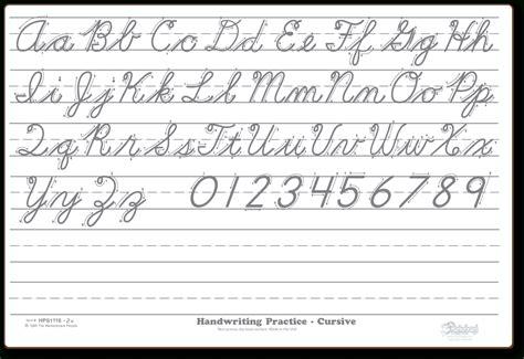 Cursive Letters Practice Articleezinedirectory