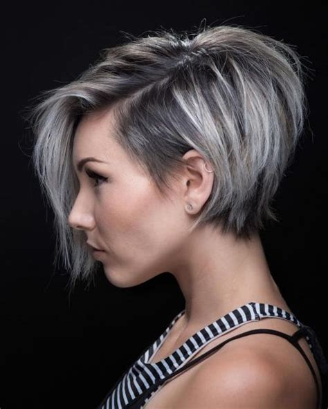Pixie Stacked Hairstyles by Pixie Cuts For 2019 Everything You Should