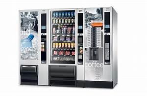 Distributeur De Boisson : distributeur automatique de boisson chaude et froide ~ Teatrodelosmanantiales.com Idées de Décoration