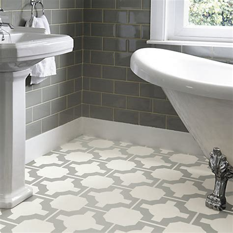 bathroom flooring ideas uk 5 of the best patterned bathroom floor tiles your home