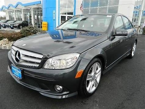 Special thanks to policaro acura for allowing me to come out to review this beautiful mercedes. 2010 Mercedes-Benz C-Class C300 4MATIC Sport Sedan 4D for Sale in Allamuchy Township, New Jersey ...