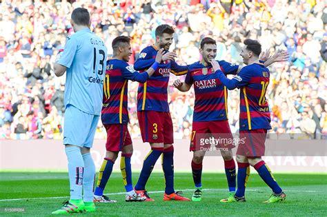 Barcelona 6 x 0 Getafe - Gols - YouTube