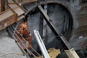Monstrous tunnel-boring machine makes history at the ...