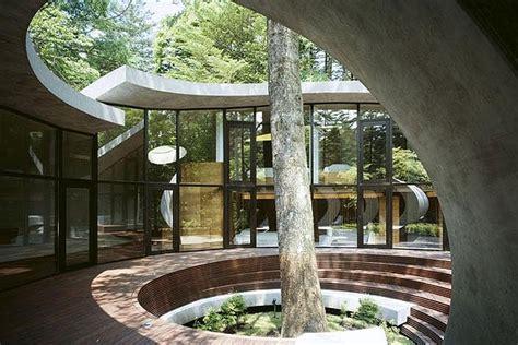 Moderne Japanische Häuser by Moderne Architektur Organische Japanische Residenz