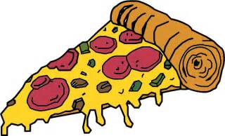 Cartoon Pizza Clip Art