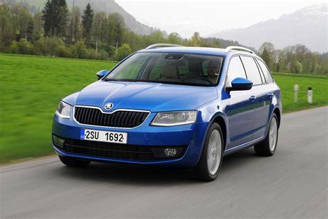 Skoda Octavia Estate 2013 Review  Auto Express