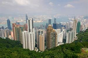 Panoramio - Photo of Hong Kong - The Famous Peak View