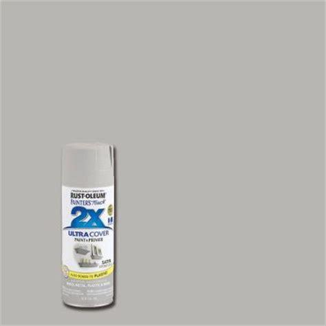 rust oleum painter s touch 2x 12 oz gray satin