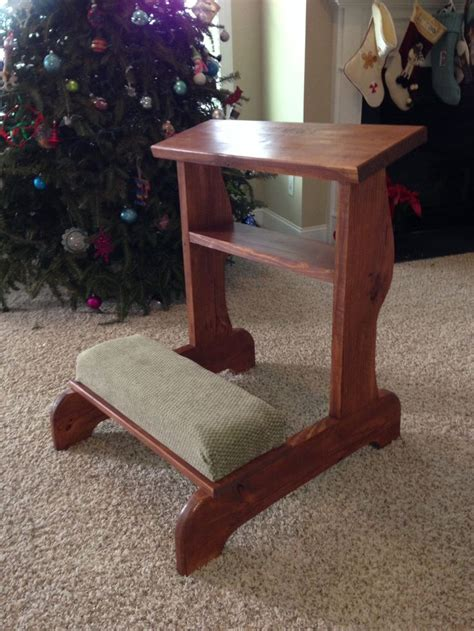 prayer kneeler special order  completed projects