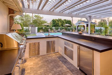 outdoor kitchens bbq photo gallery