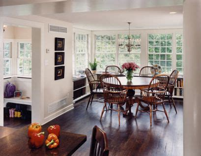 love the kitchen bump out with all the windows   Ideas for