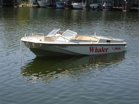 Used Boston Whaler Boats by Boston Whaler Gtx 1984 For Sale For 5 900 Boats From